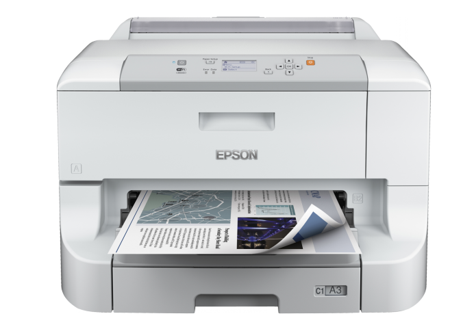 Epson Pro WF8010DW MFP