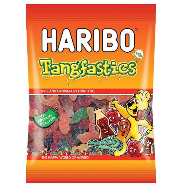 Sweets / Chocolate Haribo Tangfastics Sweets 160g Bag