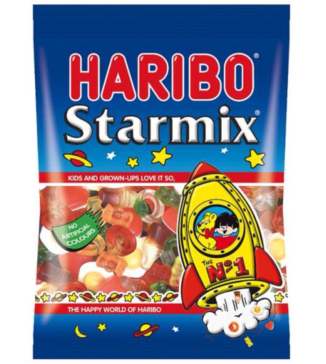 Haribo Starmix 160G Bag