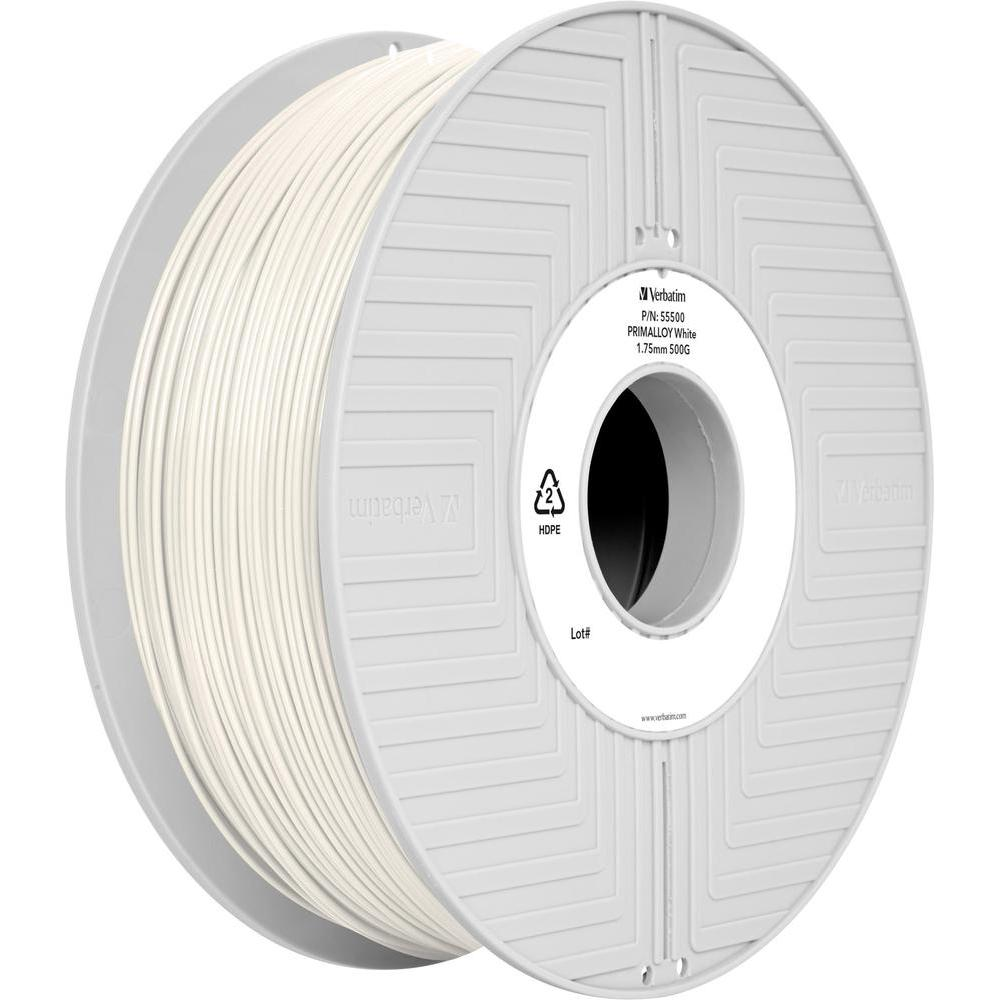 Verbatim Primalloy 1.75Mm 500G White