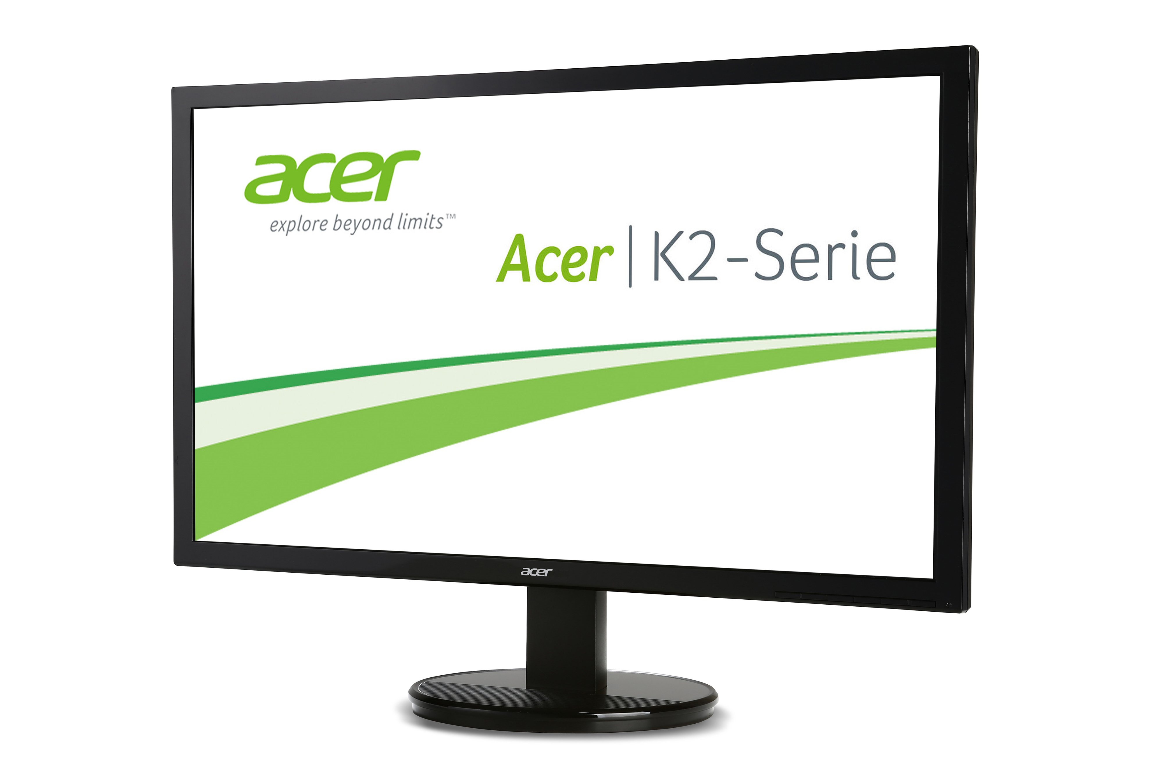 Acer 61Cm 24 Inch Black Acer Ecodisplay Monitor
