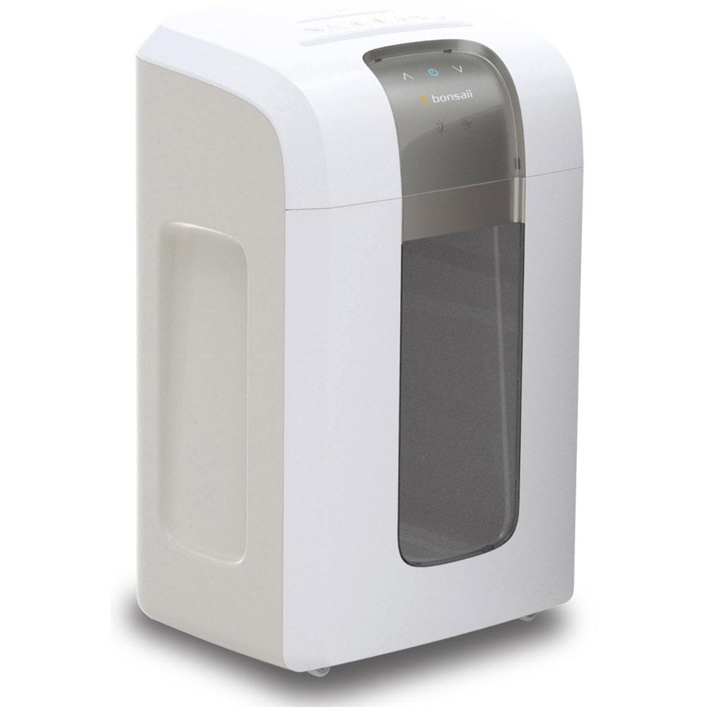 Bonsaii 4S30 Micro Cut Shredder 30L White