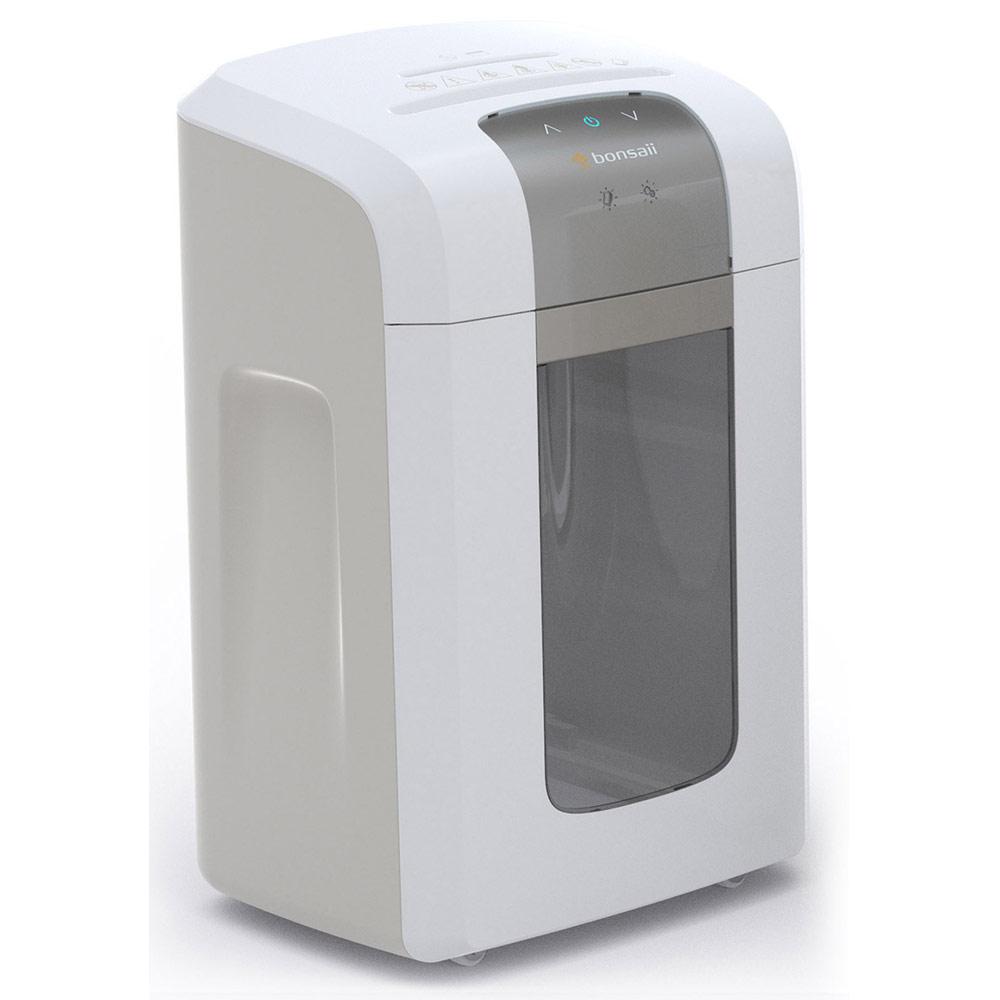 Bonsaii 4S23 Micro Cut Shredder 23L White