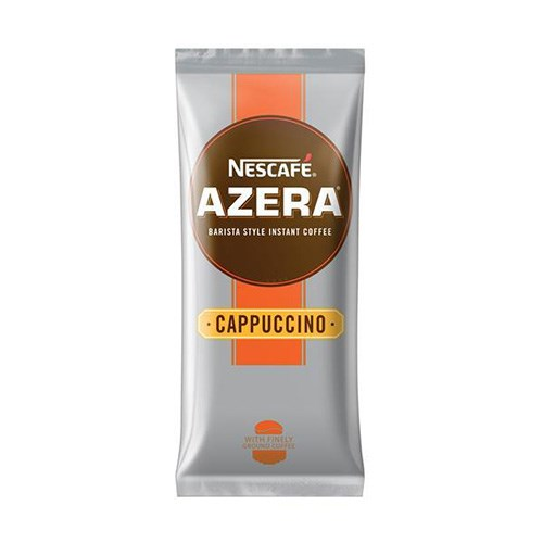 Nescafe Azera Cappuccino Coffee Sachets Ref 12262458 [Pack 50]