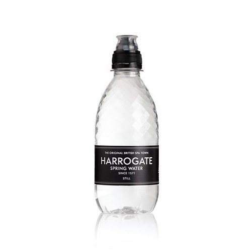 Harrogate Still Water Sport Cap 330ml Ref P330303SC [Pack 30]