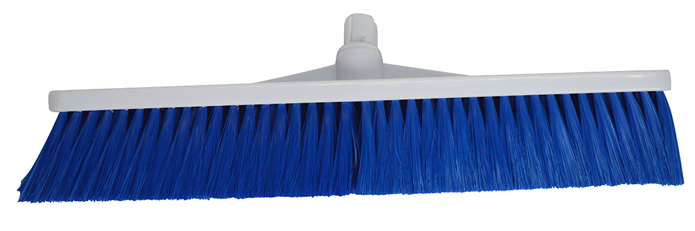 Scott Young Research Broom Head Soft 12 Inch Blue Ref 4027922