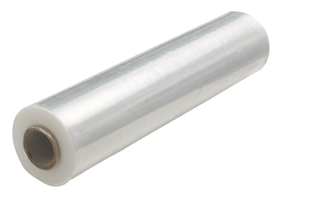 Stretchwrap ValueX Stretchwrap 17mu 400mm x 300m Clear (Single Roll)