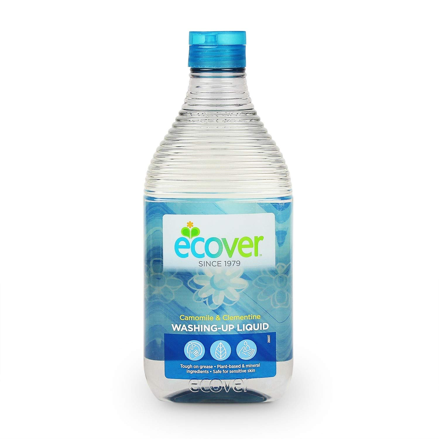 Cleaning Chemicals Ecover 450ml Washing up Liquid PK 2