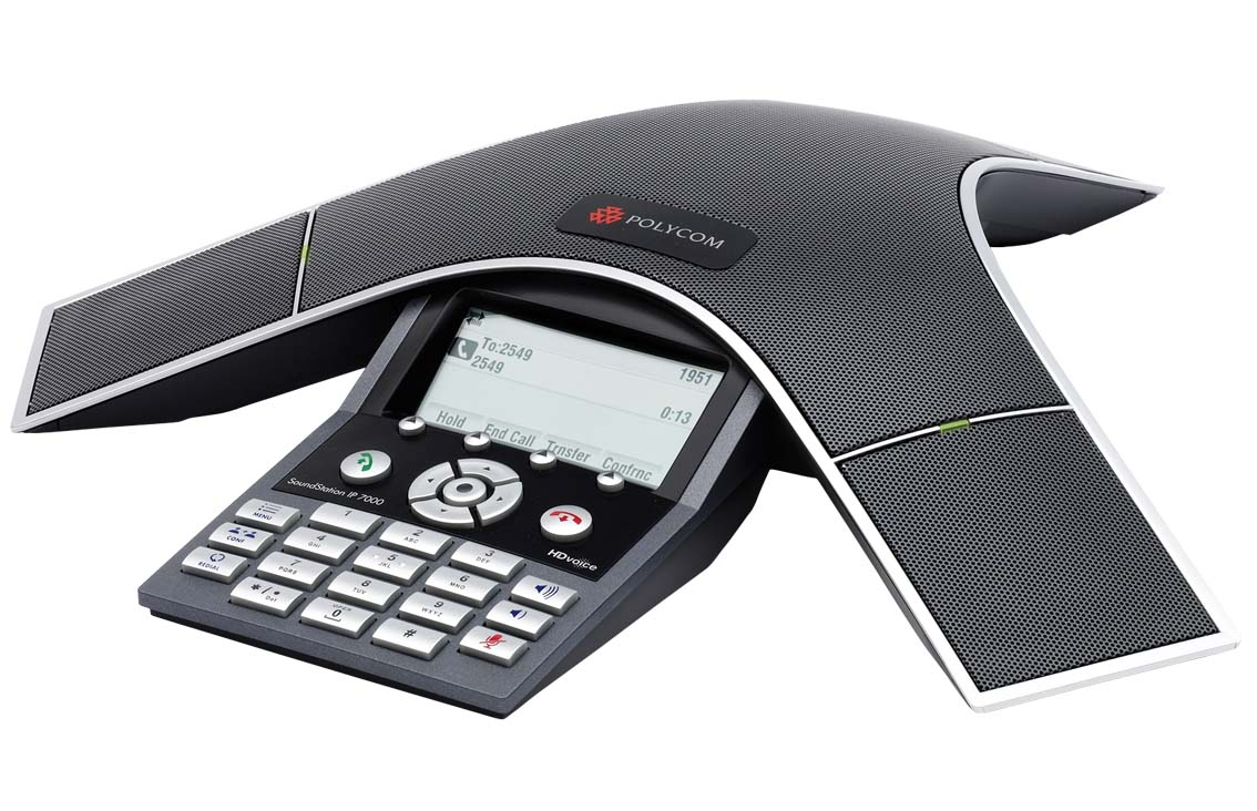 Polycom Ip 7000 (Sip) Conference Phone