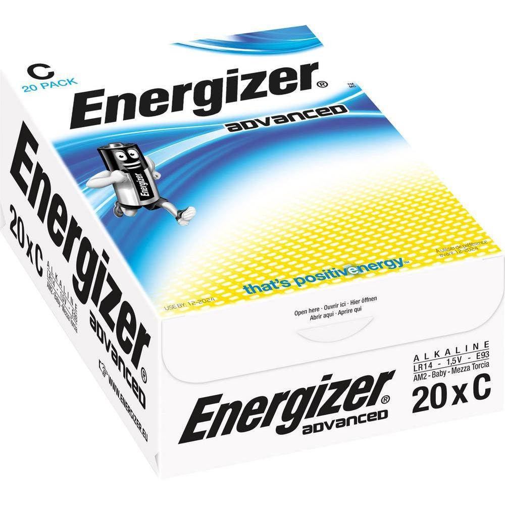 Energizer Advanced E93/C PK20