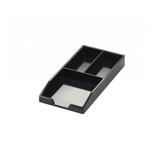 Avery ColorStak Bits & Bobs Tray Black Ref CS304