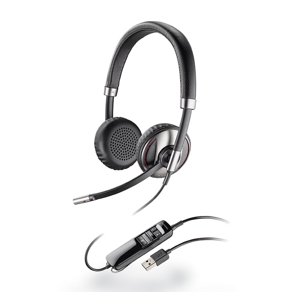Blackwire C720 Stereo Headset USB Blue