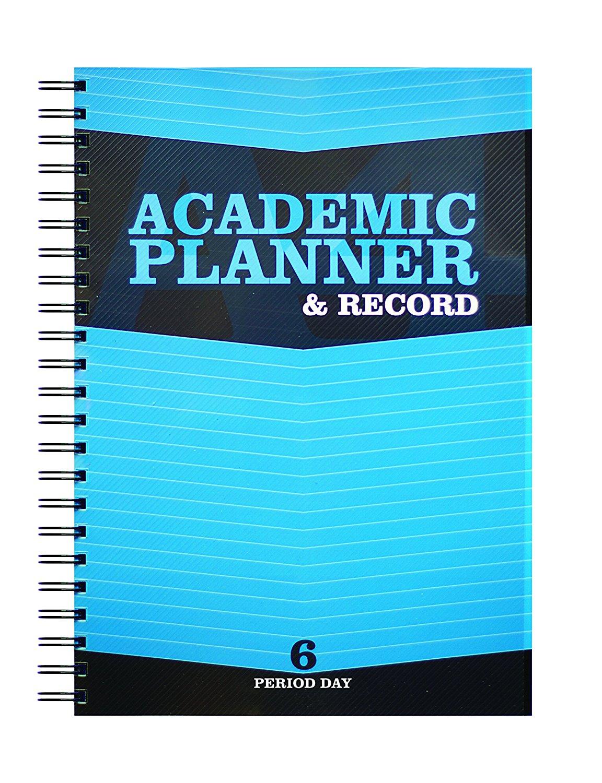 A5 Teachers Planner Rec BK 6 Period