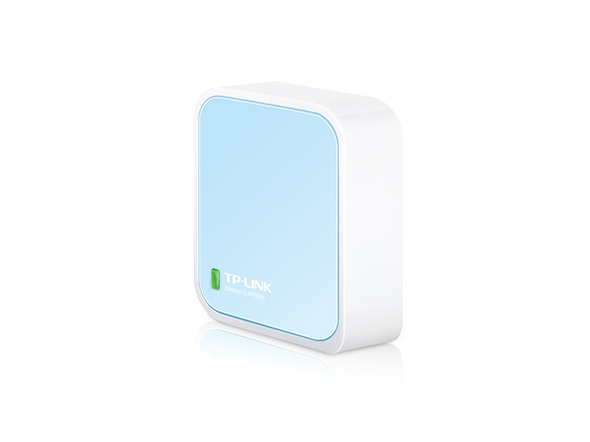 TP Link TLWR802N 300Mbps Wireless N Nano Router