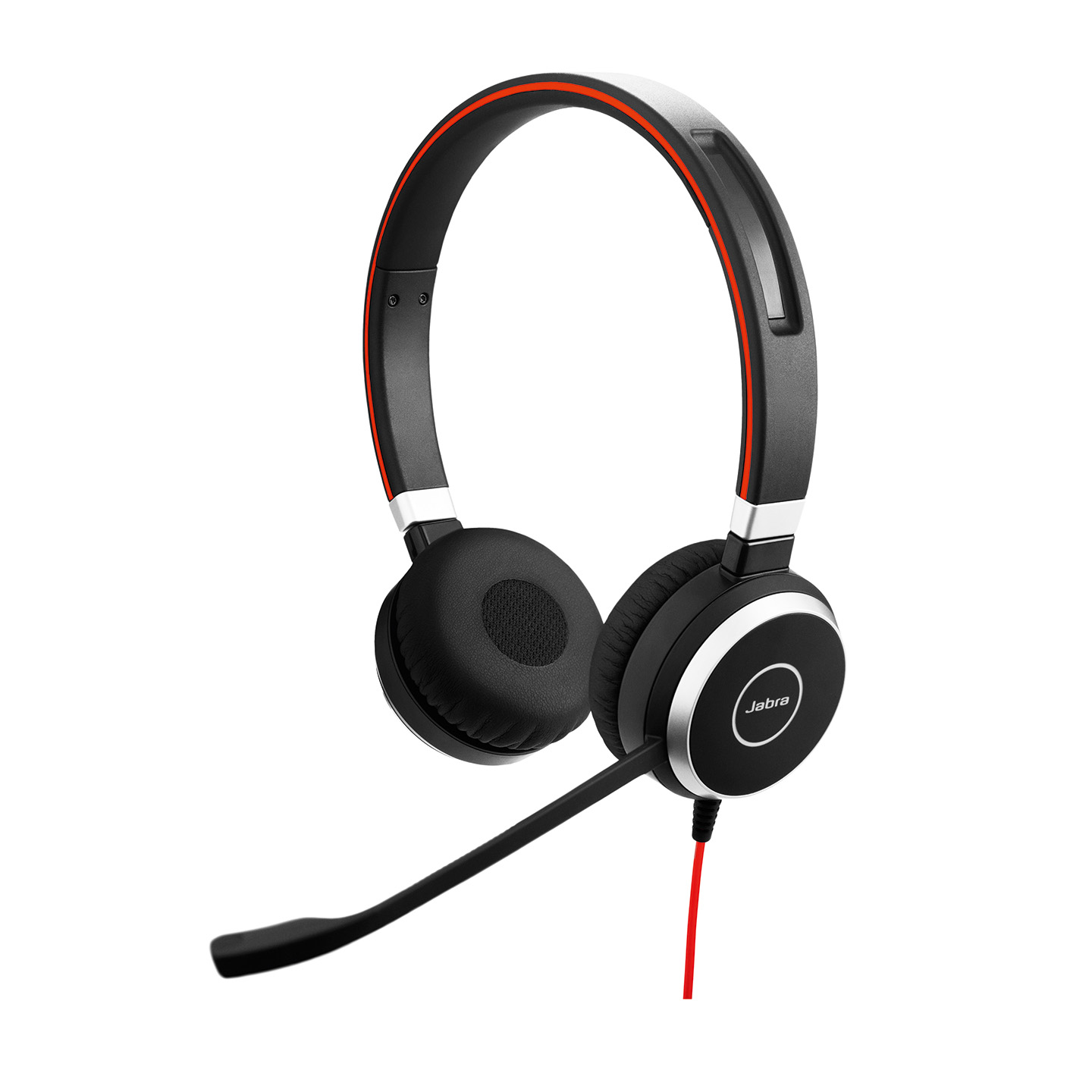 Jabra Evolve 40 UC Duo headset only