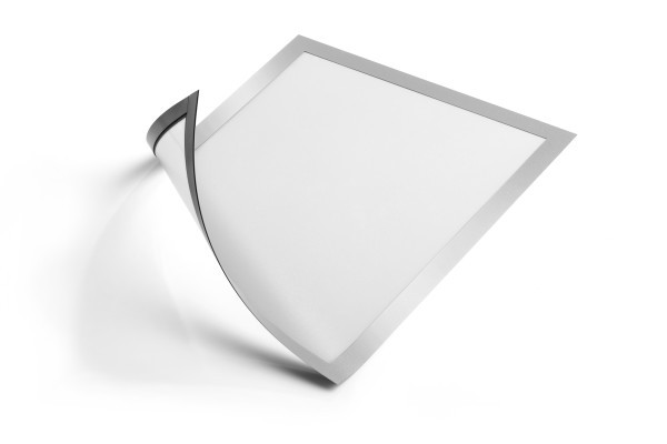 Duraframe Magnetic A4 - Silver