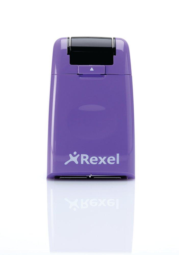 Rexel ID Guard Roller Purple