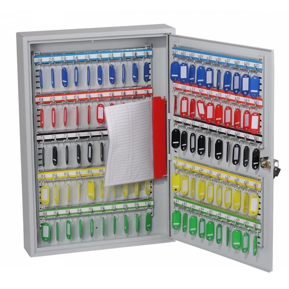 Phoenix Commercial Key Cabinet 100 Hook with Key Lock.