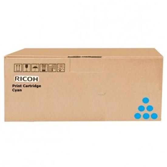 Ricoh 407532 C252E Cyan Toner 4K