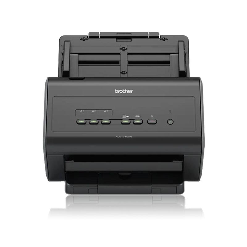 Scanners Brother ADS2400N A4 Document Scanner