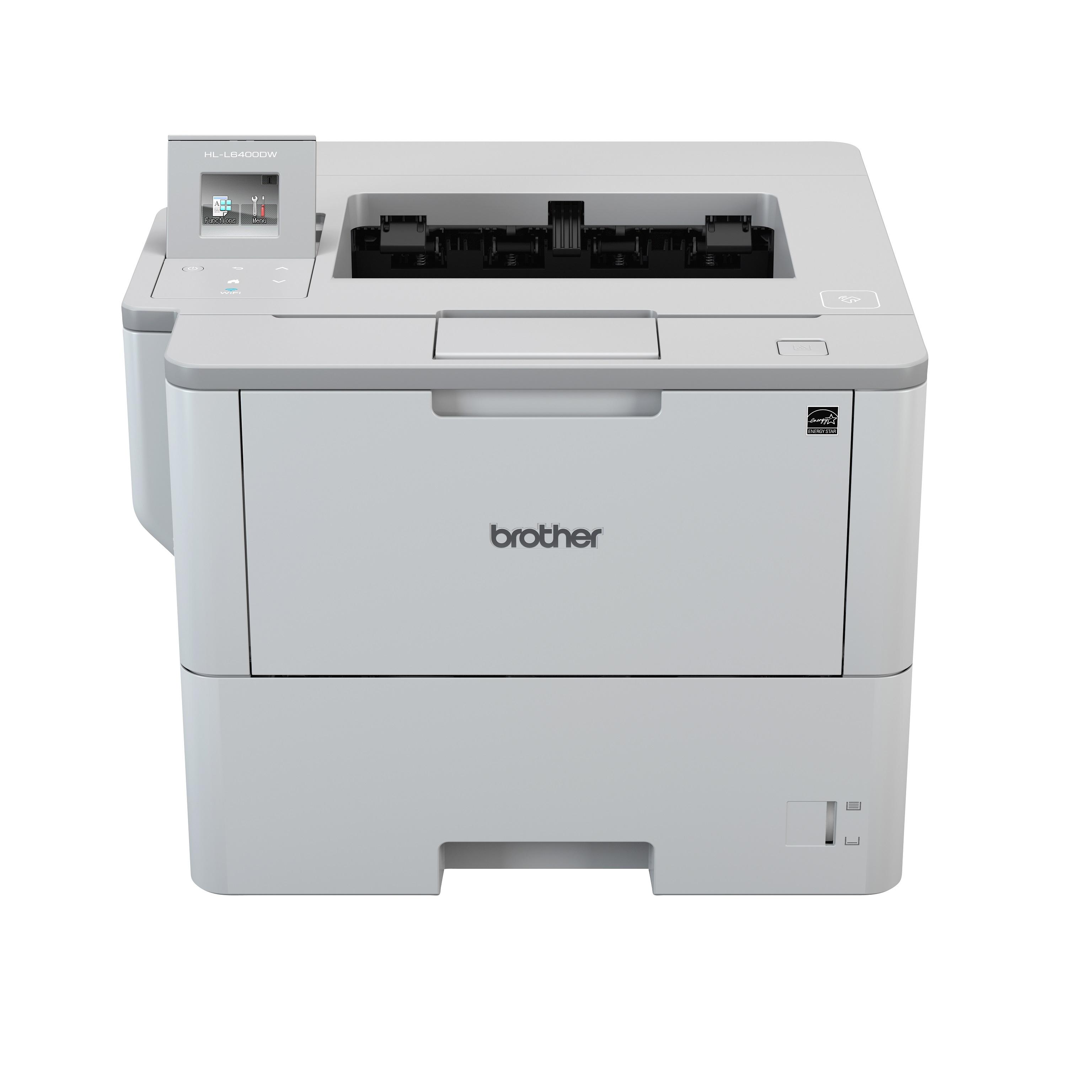 Laser Printers Brother HLL6400DW Mono Laser Printer