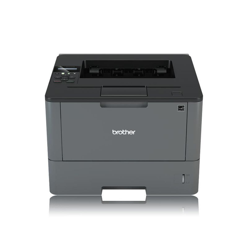 Brother HL-L5200DW High Speed Mono Laser Printer Wi-Fi 40ppm Auto Duplex Ref HLL5200DWZU1