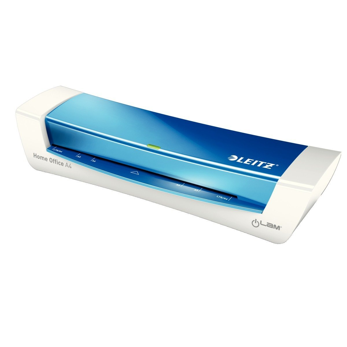 Leitz iLAM Laminator Home Office A4 Blue/White