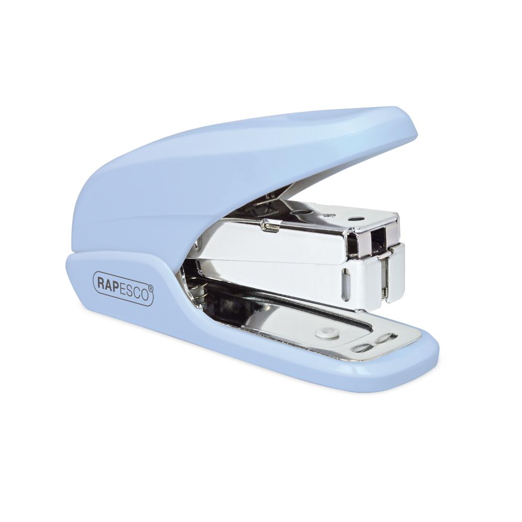 Rapesco X5 Mini Stapler 20sh Blu 1338