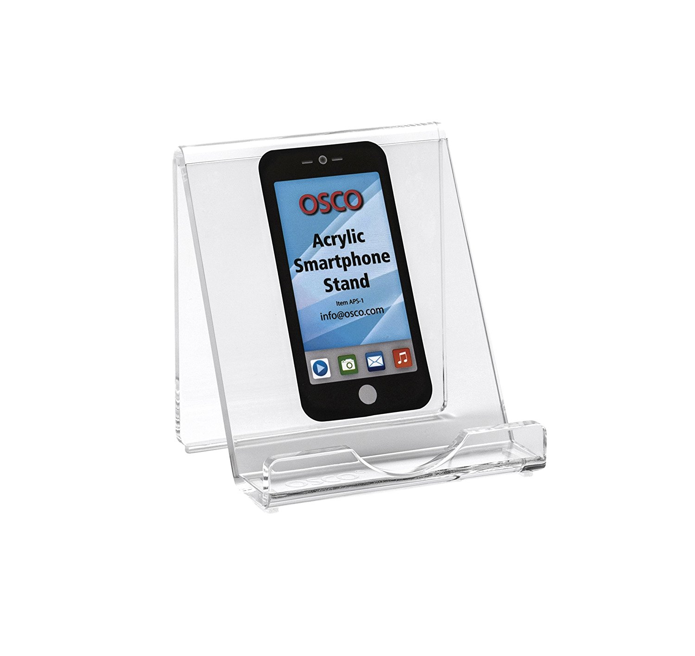 Acrylic Smart Phone Holder