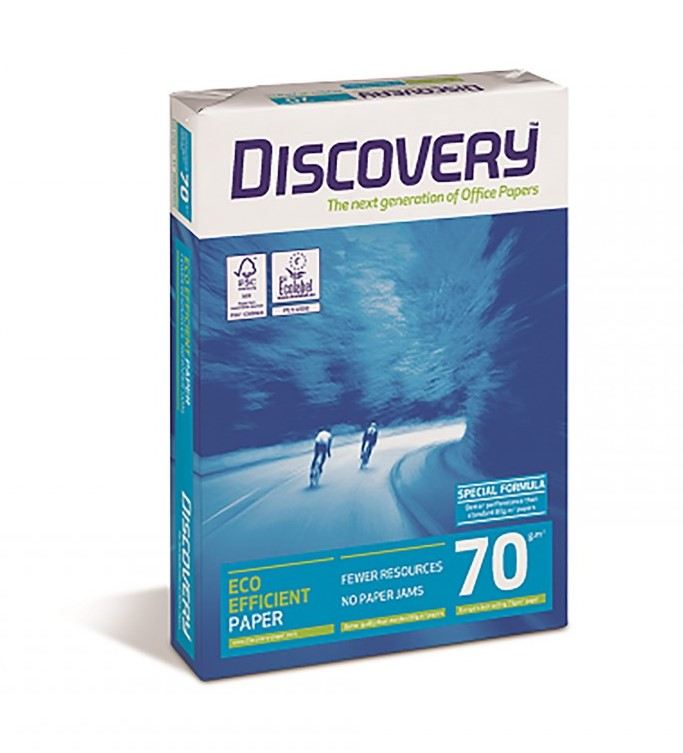 A4 Discovery Paper 70gsm A4 BX10 reams