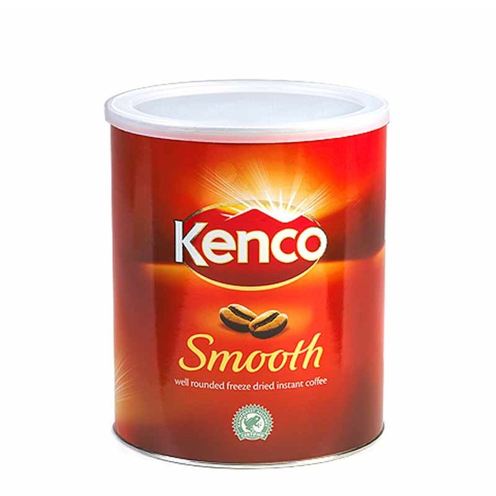 Coffee Kenco Smooth Coffee 750g PK6
