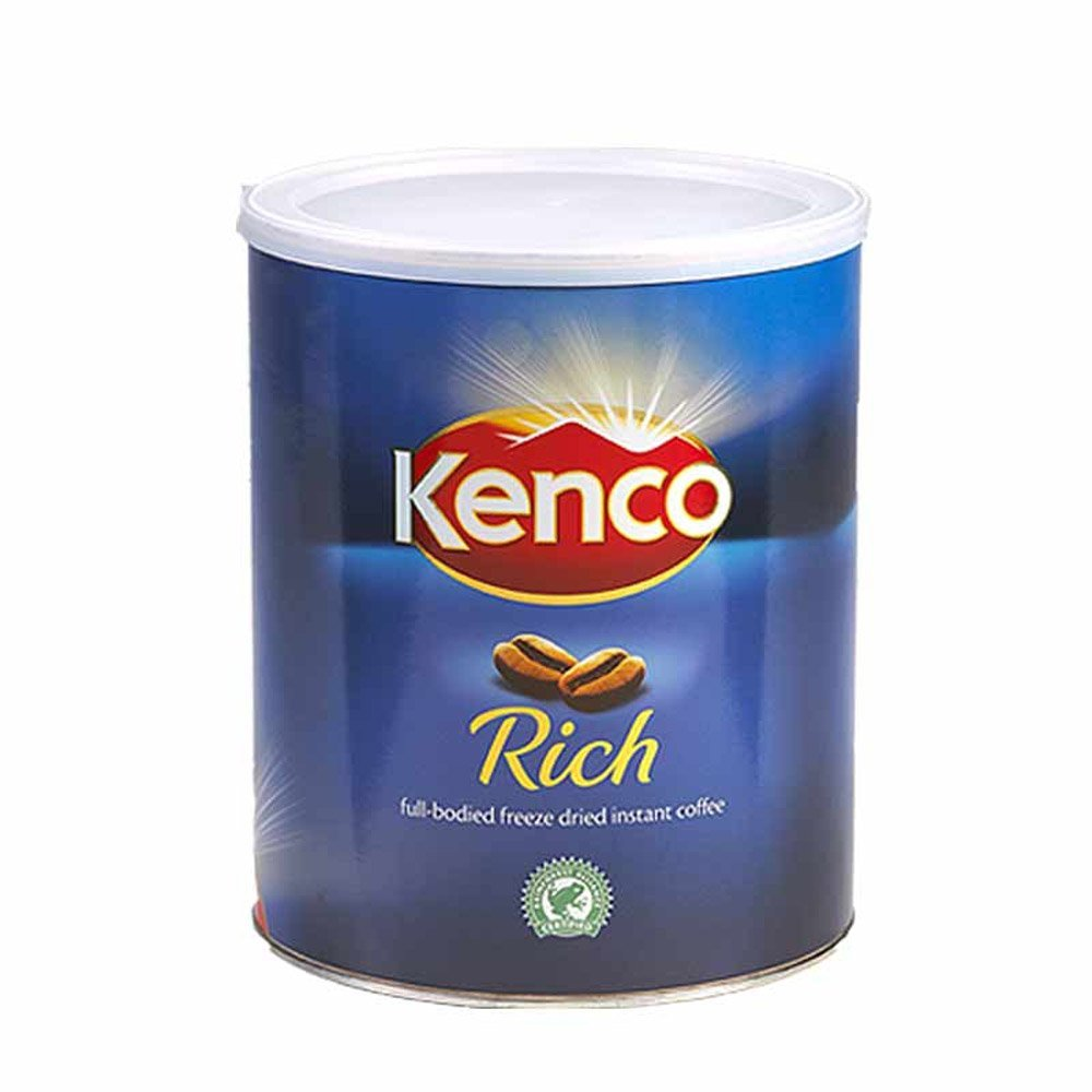 Coffee Kenco Rich Coffee 750g PK6