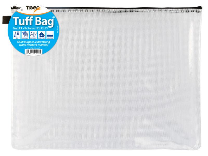 Tiger Tuff Bag A3