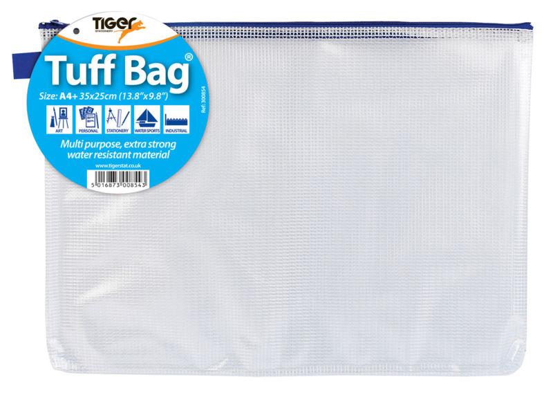Tiger Tuff Bag A4+