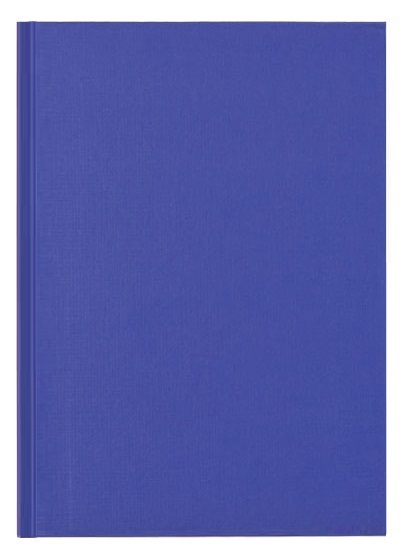 A4 Manuscript Notebook Casebound
