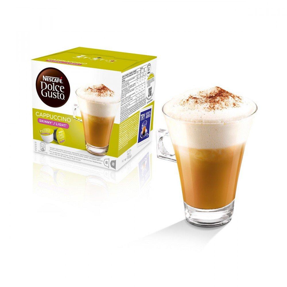 Nescafe Dolce Gusto Skinny Cappuccino 16 Capsules
