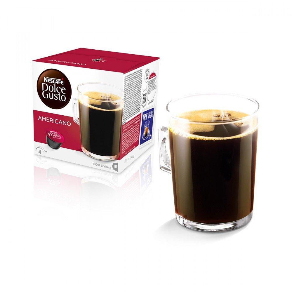 Nescafe Dolce Gusto Caffe Americano 16 Capsules