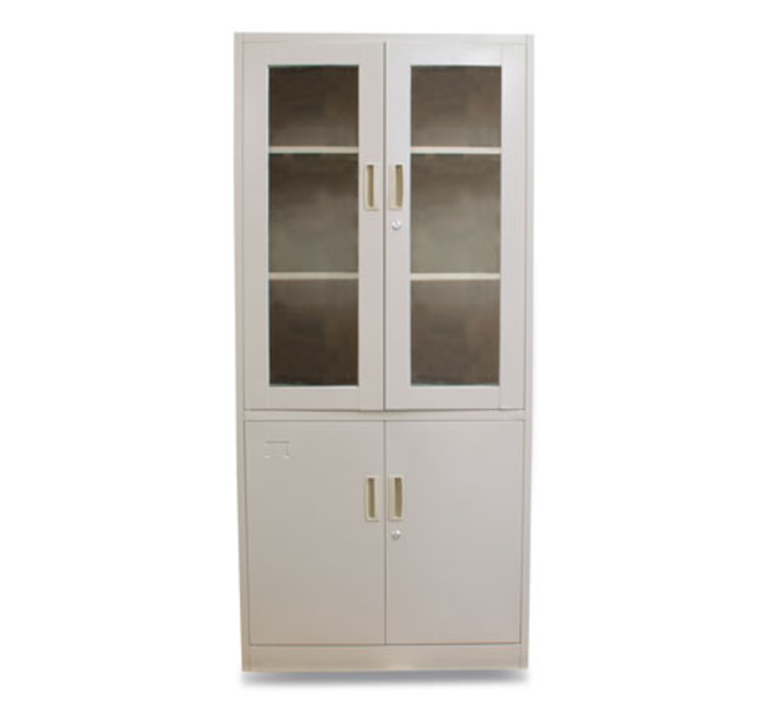 Reliance medical Relequip Storage Cabinet White