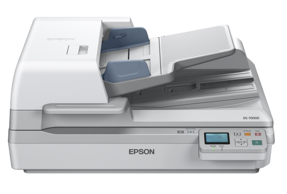 Epson Workforce DS70000N Scanner