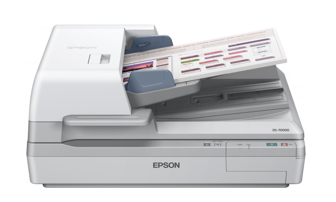 Epson Workforce DS70000 Scanner