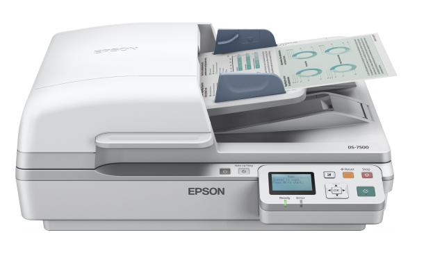 Epson Workforce DS6500N Network Scannner