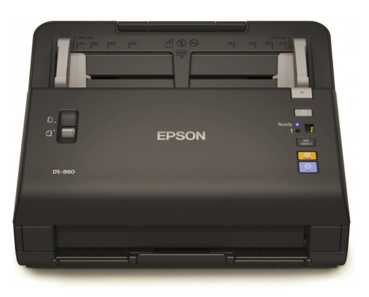 Epson Workforce DS860N Network Scanner