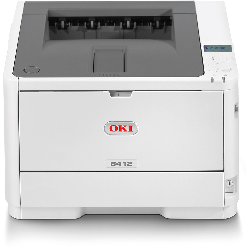 Laser Printers OKI B412DN A4 Mono Printer