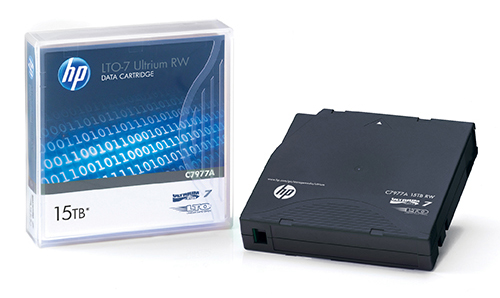 HP Lto7 Ultrium 15 Tb Rw Data Cartridge