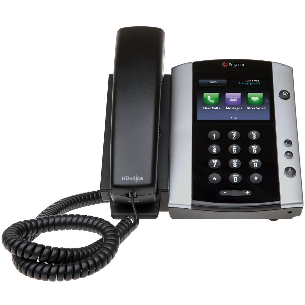 Polycom VVX 500 12Line Bus Media Phone