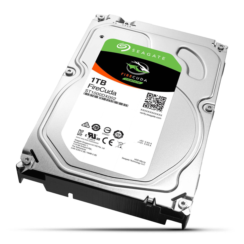 Seagate FireCuda 1TB 3.5 Inch SATA Internal SSD