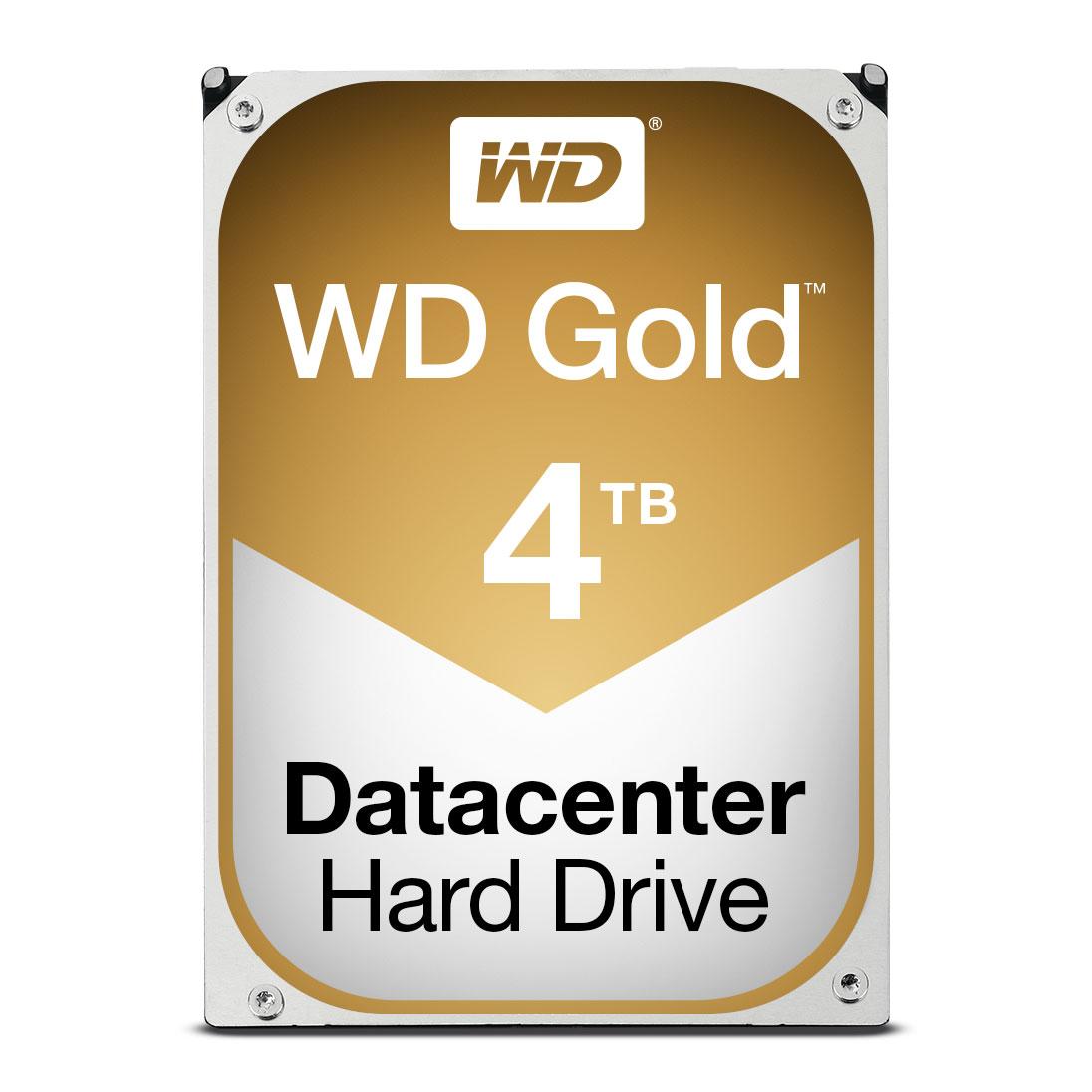 Western Digital WD RE 4TB 3.5 Inch 7200RPM 128MB SATA
