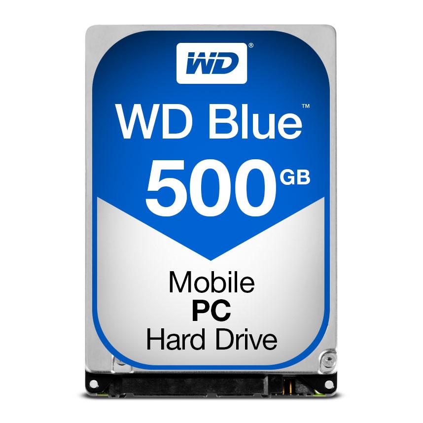 Western Digital WD 500GB bLUE 16MB 2.5 Inch SATA