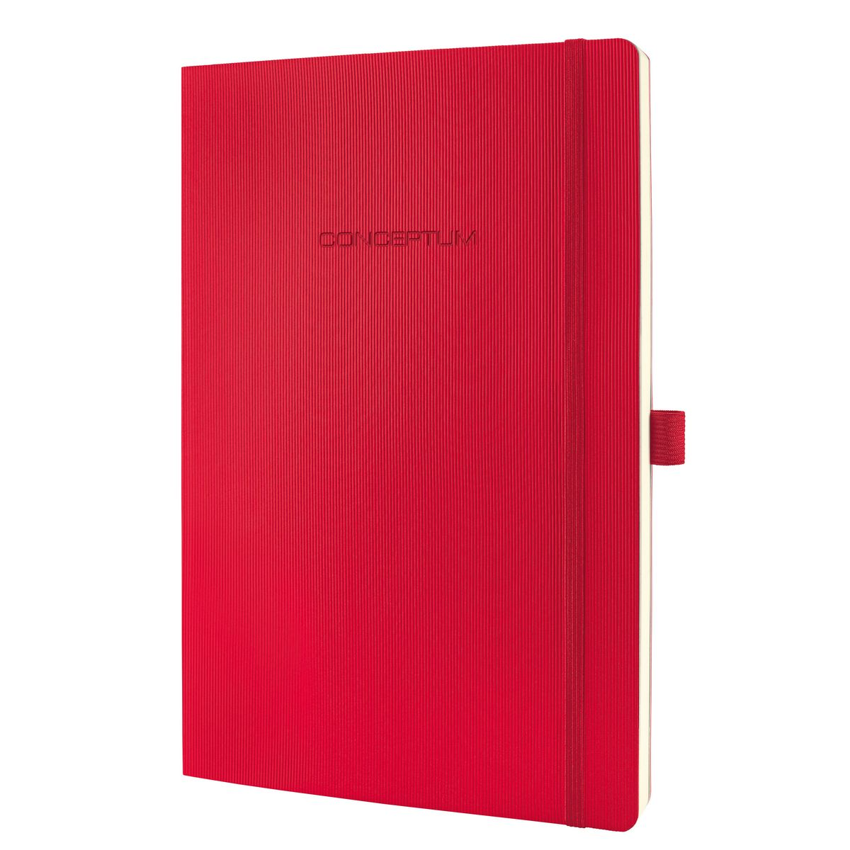 CONCEPTUM Softcover 187x270x14mm RD