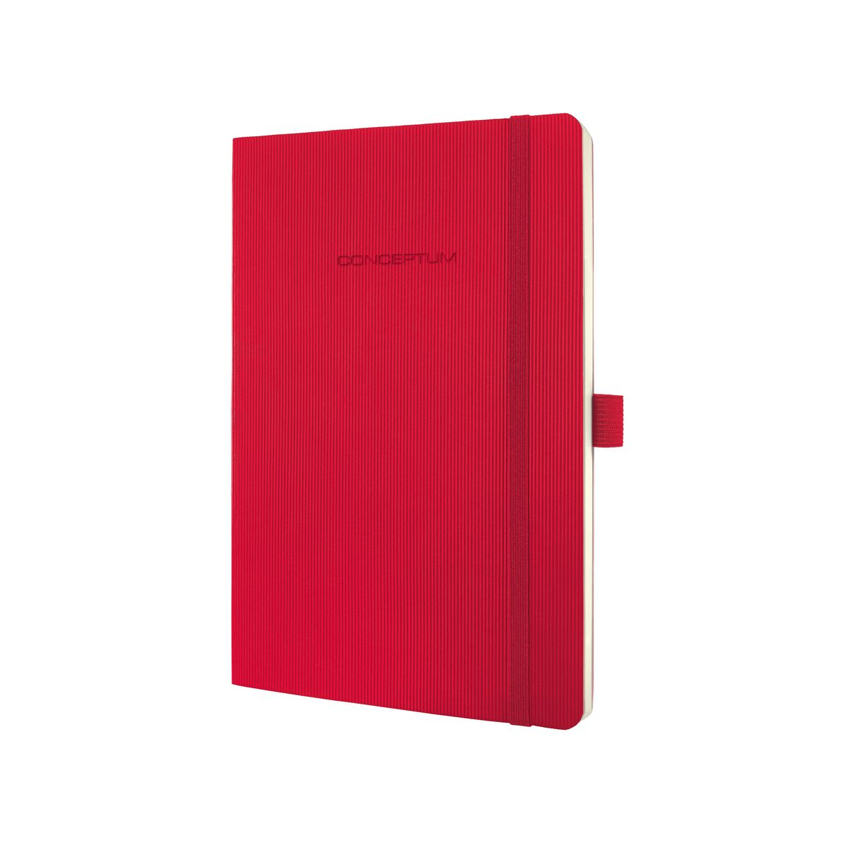 CONCEPTUM Softcover 135x210x14mm RD